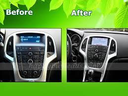 vauxhall astra 2010 car dvd player gps navigation auto radio