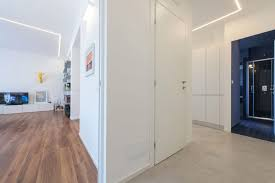All White Home Interiors Architecture Interior Syracuse Italy Private Residence By