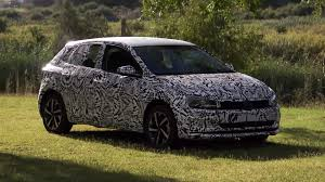2018 vw polo shows some skin ahead of friday reveal video added