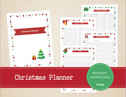 christmas gift organizer template 2017 best business template
