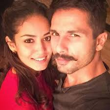 revealed shahid kapoor and mira rajput s s name is