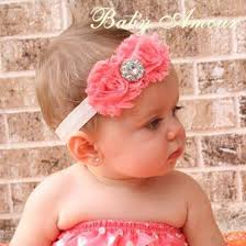 infant hair lovely ovely unusal cotton baby two roses