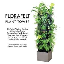 Self Watering Vertical Garden Indoor Vertical Garden Tower Home Outdoor Decoration