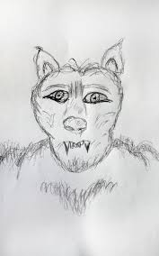 terrified couple draw picture of u0027werewolf of worcester u0027 after