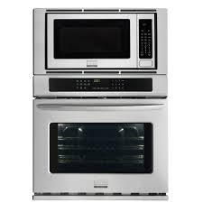 Microwave And Toaster Set Microwave U0026 Electric Wall Oven Combinations Wall Ovens The