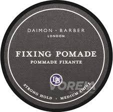 Pomade Fix daimon barber no 5 gel pomade 100g voreia industries inc