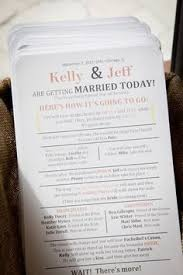 Cute Wedding Programs The 25 Best Wedding Program Etiquette Ideas On Pinterest