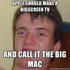 Big Nose Meme - big mac 10 guy know your meme