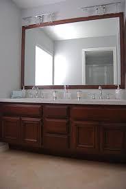 light over bathroom mirror mirrors and custom mirrors phoenix and scottsdale az
