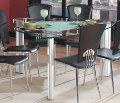 all glass dining room table u2013 thejots net