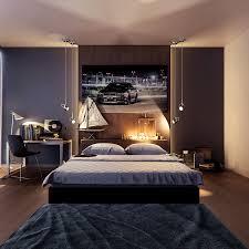 bedroom prepossessing modern man bedroom design decorating ideas