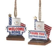 s mores pride ornament set saybrook gifts