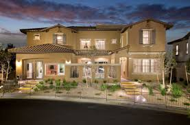 ryland homes floor plans capistrano by calatlantic summerlin las vegas nv