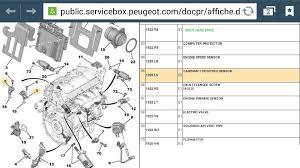 peugeot rcz forum u2022 p1340 camshaft position sensor b circuit