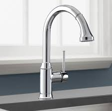 grohe faucet kitchen faucet com 04215000 in chrome by hansgrohe