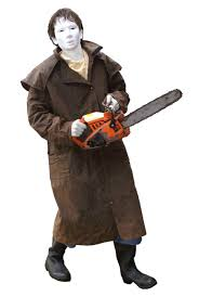 jason halloween costume party city chainsaw villain pictures freaking news