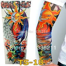 ts 18 3d elastic temporary sleeve designs sun