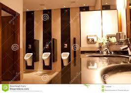 public restroom floor plan