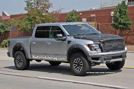 Ranger Svt Raptor Next Gen Ford F 150 Svt Raptor Spied Changes Ahead