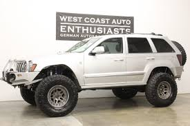 jeep nitro for sale 2007 jeep grand cherokee 4wd overland diesel