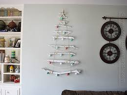 Ideas For Christmas Tree Branches by Coastal Branch Tree For Christmas Crafts By Amanda