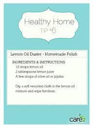 How To Clean Upholstery Naturally Alternative Furniture Polish Care2 Healthy Living