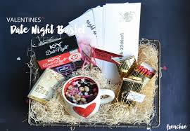date gift basket ideas valetines date ideas and gift basket