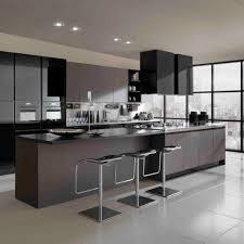 cocina con desayunador home sweet home pinterest modern