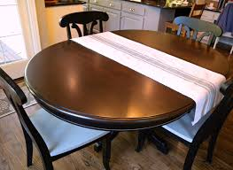 Kitchen Tables Kitchen Table Update Using Java Gel Stain Diy Pinterest Java