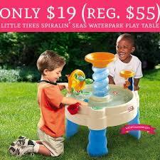 Little Tikes Play Table Only 19 Regular 55 Little Tikes Spiralin U0027 Seas Waterpark