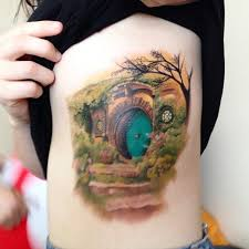 16 book inspired tattoos for bookworms bored panda