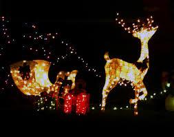Deer Christmas Lights Christmas Light Displays For 2016 Close To Mill Creek The