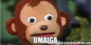 Omaiga Meme - omaiga meme de pedro mono imagenes memes generadormemes