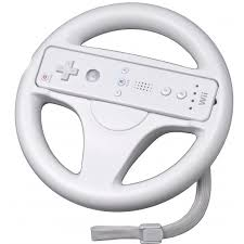 wii volante volante wii steering wheel fuzer cl outlet