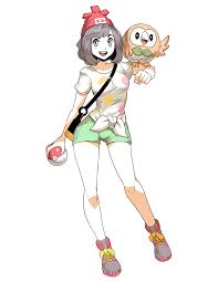 pokemon sun and moon female trainer sketch by genzoman on deviantart