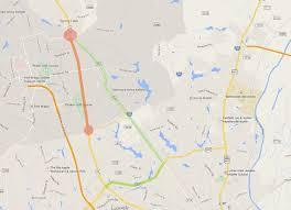 Fort Bragg Map I 295 Construction Planned For Bragg Blvd Near Fort Bragg U2013 Faytoday