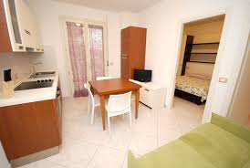 three room apartment residence in alba adriatica for holidays in abruzzo in italy