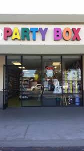 party supplies san diego party box store closed party supplies 3212 greyling dr