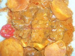 cuisine malienne mafé mafé senecuisine