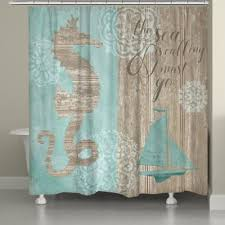 buy brown blue shower curtain from bed bath u0026 beyond