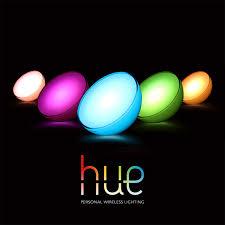 philips hue go led smart light dimmable 16 million color change