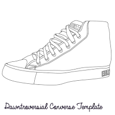 dawntroversial converse template design your own at www