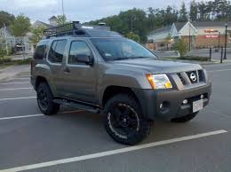 nissan pathfinder xe 2007 cblaxx19 u0027s 2007 night armour x updated w photos of first offroad