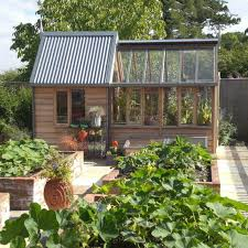 Backyard Vegetable Garden Ideas 25 Beautiful Greenhouses Ideas On Pinterest Greenhouse Ideas