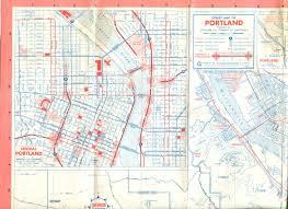 Portland Maps by June 2012 Raster Burn