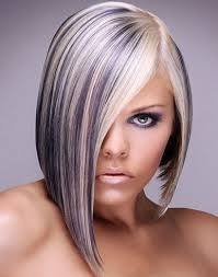 beautiful gray hair streaks 19 best purple highlights for gray hair images on pinterest