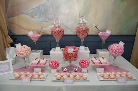 Bridal Shower Buffet by Bridal Shower