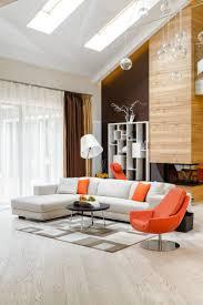 Wohnzimmer Orange Ideen Zur Wohnzimmereinrichtung 29 Moderne Beispiele