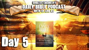 abram dishonors himself in egypt daily bible podcast day 5