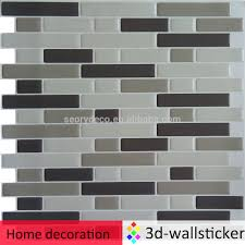 peel and stick wallpaper tiles high gloss crystal clear self adhesive pu wall decor wallpaper